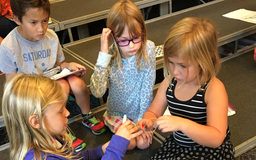 Second Graders Take Part in STEM Activity